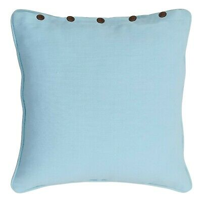 AU23.95 • Buy NEWLY RANS London Cushion Covers With Buttons 60x60cm 100% Cotton