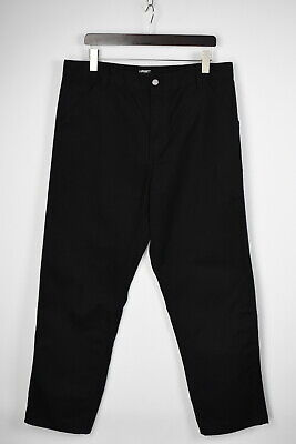 CARHARTT WIP SIMPLE PANT Men W36/L32 Straight Polyester Blend Trousers 30257_GS • 24.99£