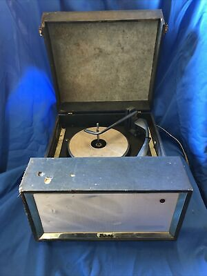£49 • Buy Vintage Fidelity Monarch Record Player