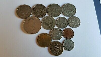 Old Foreign Coins • 10£