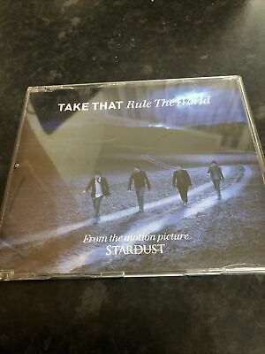 Take That Rule The World CD Single • 0.49£