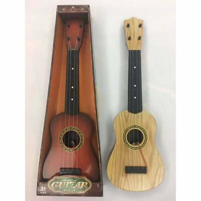 £9.99 • Buy 23  Childrens Kids Wooden Acoustic Guitar Musical Instrument Toy Christmas Gift