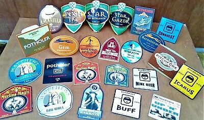 Collection Of Somerset Brewery Beer Pump Clips • 3.69£