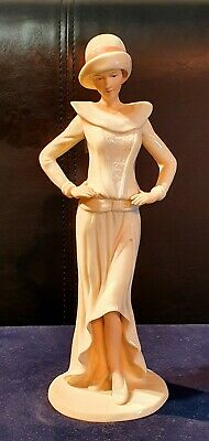 Lovely Regal Collection Porcelain Figurine  Eve  P120 • 8£