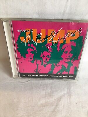 Pointer Sisters - Jump - The Best Of • 1.50£