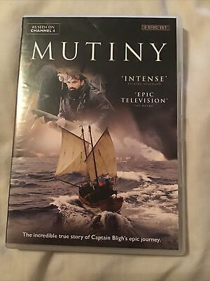 Mutiny With Ant Middleton - As Seen On Channel 4 (DVD) Captain Bligh, History • 3£