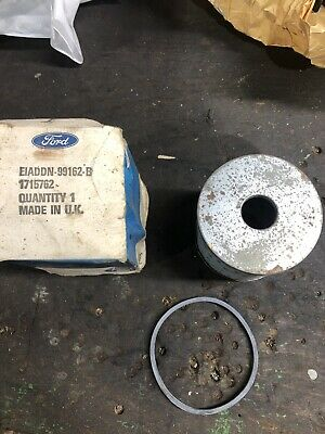 Ford/Fordson Tractor Genuine Fuel Filter  • 5£