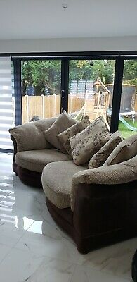 3 Seat Sofa With 1 Armchair.  • 137£