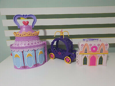 My Little Pony Houses And Carriage • 17.17£