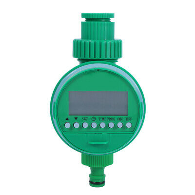 Automatic Drip Irrigation System Electronic Plant Garden Hose Watering Timer UK • 14.87£