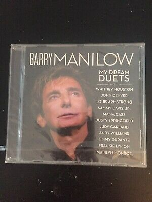 Barry Manilow - My Dream Duets CD NEW/SEALED • 2.50£