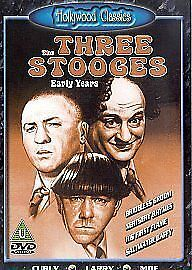 The Three Stooges - Early Years 1 (DVD, 2002) • 0.99£