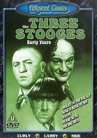The Three Stooges - Early Years 3 (DVD, 2002) • 0.99£