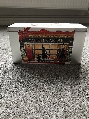 Yankee Candle Gift Set In Tin, New!! • 10.50£