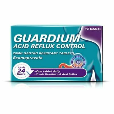 Guardium Acid Reflux Control 14 Tablets New • 14.99£