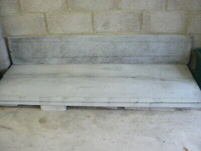 5 Concrete Gravel Boards - New, Ordered Too Many • 45£