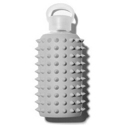 BKR Glass Water Bottle In Spiked London (Opaque Cool Light Grey) 16oz/500ml • 27.49£
