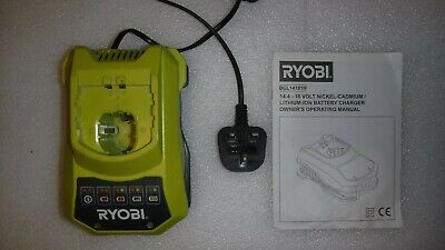 Ryobi BCL14181H 14.4 - 18 Volt Lithium-Ion/Nickel-Cadmium Battery Charger • 15.10£