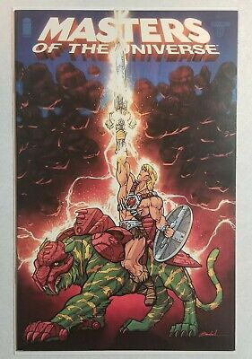 $43 • Buy Masters Of The Universe Vol 3 #8. He-Man.org Variant Rare Find! See Pics!