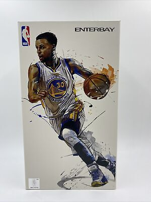$189.99 • Buy Enterbay 1/9 NBA Motion Masterpiece Steph Curry NIB Warriors US Seller