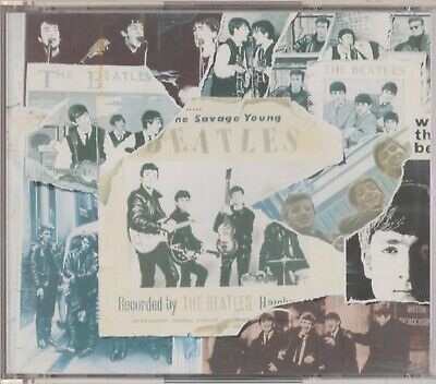 The Beatles-Anthology DOUBLE CD • 9.99£
