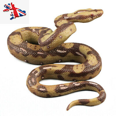 Realistic Snake Scary Rubber Toy Fake Party Halloween Prank Joke Prop Funny Toys • 8.49£