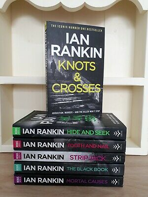 £15 • Buy Collection Of 6 X Paperback Books Crime Thriller Ian Rankin - Rebus Series - NEW