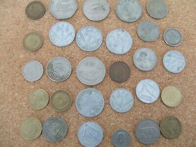 Foreign Coins Job Lot • 1.99£