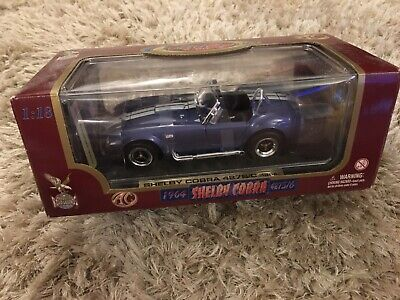 ROAD LEGENDS - Diecast 1:18 Scale - 1964 SHELBY COBRA 427S/C - Boxed • 39£