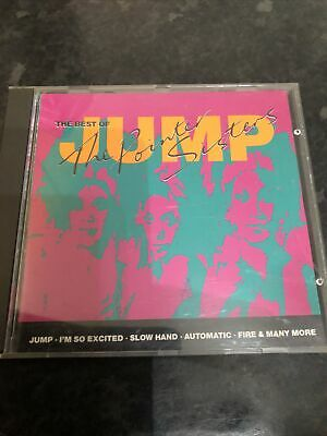 The Pointer Sisters – The Best Of / Greatest Hits CD • 0.20£