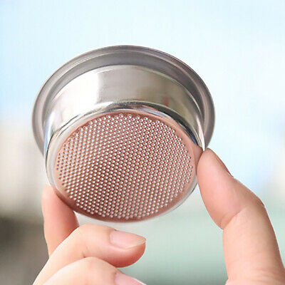 £4.82 • Buy For Breville Filter Basket 58mm Portafilter Durable Double Silver 1 * 2 Cup