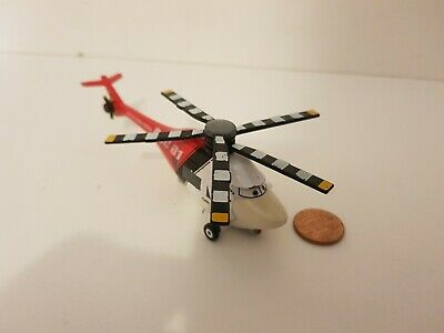 Rescue Squad Chopper Helicopter Disney Pixar Cars,1:55, Die-Cast, Toons • 4.99£