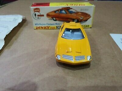 Dinky Toys No 352 Ed Strakers Car Boxed With Instructions. • 64£