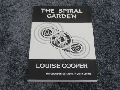 Louise Cooper: The Spiral Garden: Uk Softcover Original Printing • 9.95£
