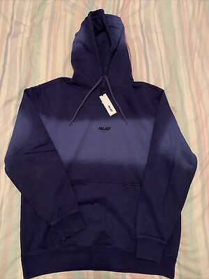 PALACE XL HOODED SWEATSHIRT - Supreme Condition, Vintage Style, Not Stussy, Huf • 53£