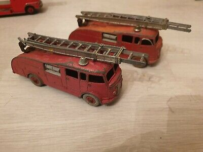 Vintage Dinky Toy 2 Fire Engines • 4.99£