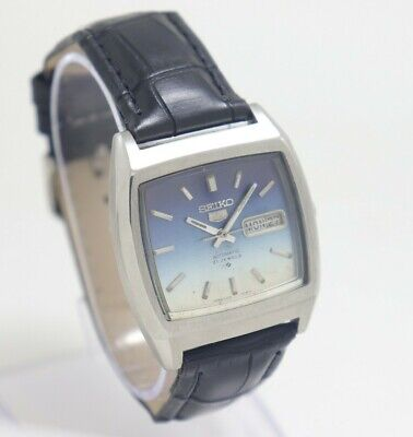 $ CDN33.65 • Buy Authentic Seiko 5  TV Case  Automatic Movement 6319-5020 Japan Made Men's Watch.