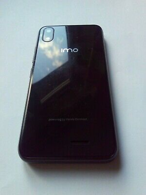 IMO Q2 Plus Mobile Phone - Black Opened Never Used • 34.99£
