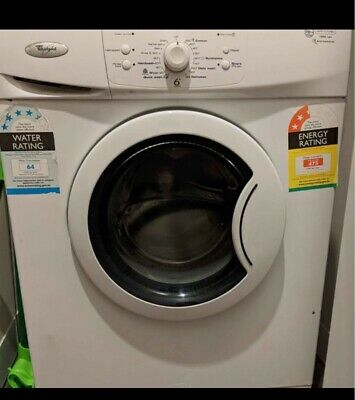 AU149 • Buy 7.5kg Front Load Whirlpool Washing Machine, South Yarra