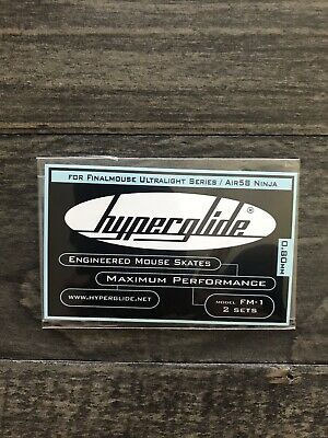 $ CDN29.12 • Buy Hyperglide Model FM-1 For FinalMouse [1 SET] (IN HAND/SAME-DAY SHIPPING!)