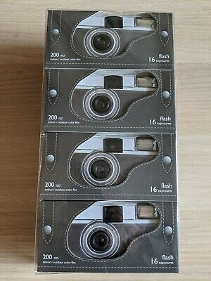 Disposable Cameras With Flash • 29£