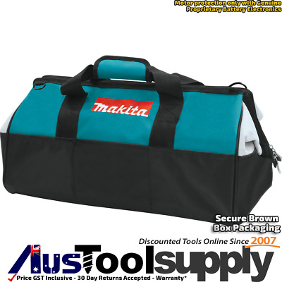 AU50 • Buy Makita Bag Large Heavy Duty Contractor Carry Tote 21  530mm 4 Cordless Tools