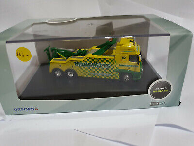 £35.02 • Buy Oxford Diecast 76VOL08REC Volvo FH Boniface Recovery Truck Manchetts 1/76 Scale