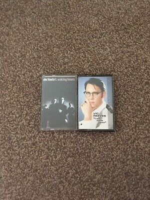 Vic Reeves I Will Cure You Audio And Del  Amitri Waking Hours Audio Cassettes • 2.50£