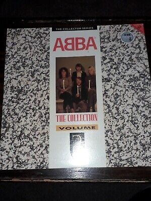 £13 • Buy ABBA, The Collection.Vol 2 LP. Excellent Condition See Pics