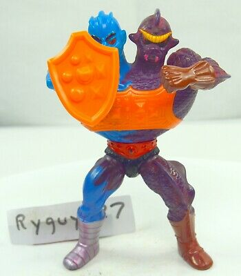 $50 • Buy MOTU, Two Bad, Masters Of The Universe, Vintage, Figure, He-Man, Complete Shield