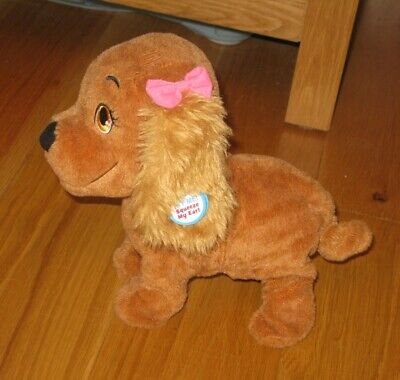 £9.99 • Buy Lucy Interacive Electronic Dog In Excellent Condition