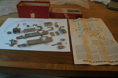 SR E5 0-6-2T 00 Gauge Wills Whitemetal Kit Unmade • 45£