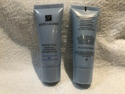 Estee Lauder Perfectly Clean Multi Action Foam Cleanser/Purifying Mask - 30ml • 4£