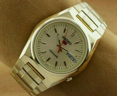 $ CDN64.88 • Buy Vintage Seiko 5 Elegant Golden Case Mens Automatic Japan Working Wrist Watch Mn,